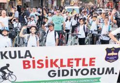 'Bisiklet sağlıktır'