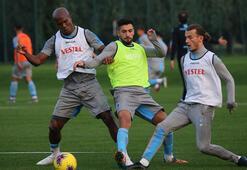 Trabzonsporda MKE Ankaragücü hazırlıkları sürüyor