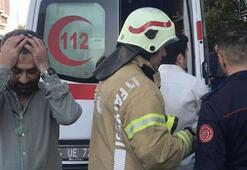 Beşiktaşta şirketinin 4. katından düşen iş adamı hayatını kaybetti