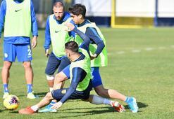 MKE Ankaragücü, Trabzonspor hazırlıklarını sürdürdü