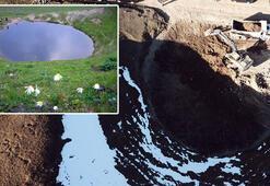 12 bin yıllık Dipsiz Göl için şok talep