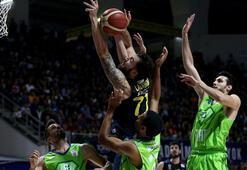 Tofaş: 76 - Fenerbahçe Beko: 82