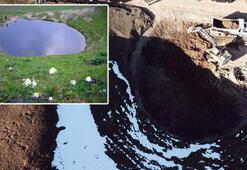 Yayla sakinleri Dipsiz Göl'ün kapatılmasını istedi