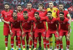 Milli maç hangi kanalda izlenecek Andorra Türkiye ne zaman saat kaçta İlk 11ler...