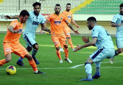 Aytemiz Alanyaspor - Adana Demirspor: 2-1