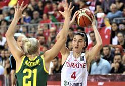 Türkiye - Litvanya: 74-51