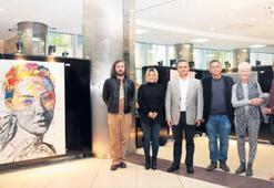 Plastik sanatlar sergisi 30 Kasım'a kadar açık