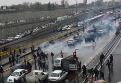 ABDden İranlı göstericilere destek