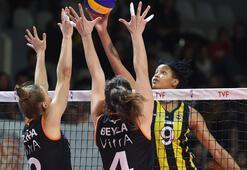Kadınlar CEV Şampiyonlar Liginde Türk derbisi
