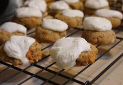 Birdenbire hayatımıza giren tatlı patatesten bonuslu kurabiye tarifi
