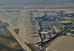 Atatürk Havalimanında yıkım işlemlerine başlandı