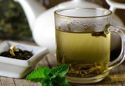 Antibiyotik kullanırken şekersiz yeşil çay için