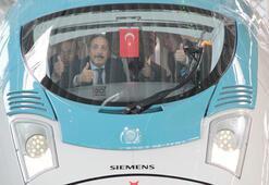 Siemensin ürettiği YHT setlerinin ilki 22 Kasımda yola çıkacak