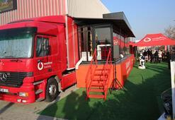 Vodafone Business Dijitalleşme TIRı başkentli işletmelerde buluştu