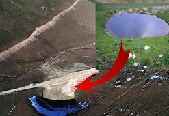 Dipsiz Gölle ilgili Prof. Dr. Bektaş: Su tutar mı tutmaz mı tamamen şans