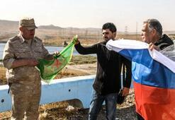 Bu kez Rusya Bayrak rezaleti...