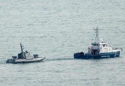 Rusya, el koyduğu gemileri Ukraynaya teslim etti