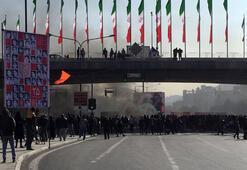 İran gösterilerde 12 kişinin öldüğünü açıkladı, ABDyi kınadı