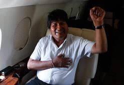 Evo Morales: Her an Bolivyaya dönebilirim