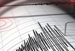 Son depremler 18 Kasım... Deprem mi oldu Son dakika deprem haberleri Kandilli