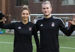 Kariustan Beşiktaşın kadın ve altyapı takımına ziyaret