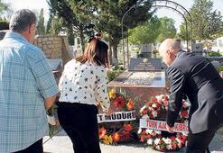 Kemal Aşık mezarı başında anıldı