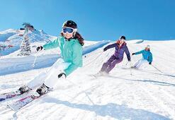 Kayak sezonuna büyük açılış