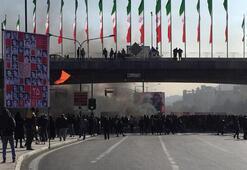 Son dakika | İrandaki gösterilerde kan aktı