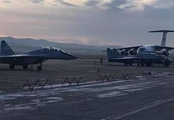Rusya, o uçakları teslim etti