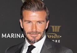 Beckham sürprizi Falcao...