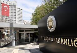 Türkiyeden ABD Dışişleri Bakanının açıklamalarına tepki
