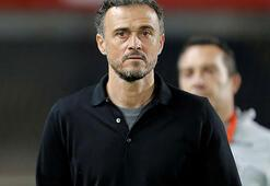İspanyada Luis Enrique geri döndü