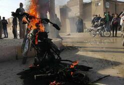 Cerablusta bombalı terör saldırısı: 1 ölü, 4 yaralı