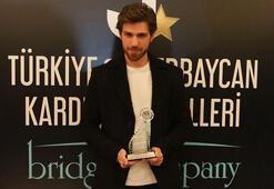 Berker Güvene Yılın En İyi Drama Oyuncusu ödülü