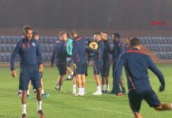 Başakşehir, Galatasaray hazırlıklarına devam etti