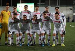 Andorra - Türkiye: 2-0 (U21)