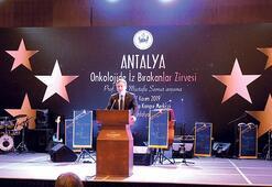 Onkolojide 'İz Bırakanlar'  Antalya'da toplandı