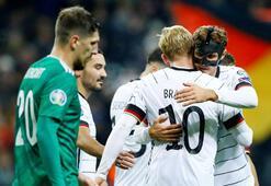 EURO 2020 Elemelerinin son gecesinde gol yağmuru