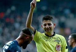 Galatasaray-Başakşehir maçının hakemi Yaşar Kemal Uğurlu