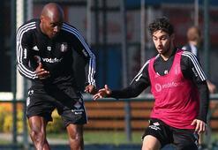 Beşiktaşta Atiba takımla çalışmalara başladı
