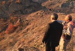 Gavur Kayalıklarında kurtarma kazısı başlatıldı
