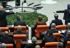 AK Parti'li Zengin ve CHP'li Özkoç'un tartışması tutanaklarda