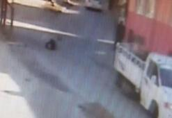 Kafasına kamyonet kapağının çarpmasıyla ağır yaralandı