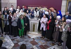 AK Parti milletvekillerinden CHPli Özkoçun ifadelerine kınama