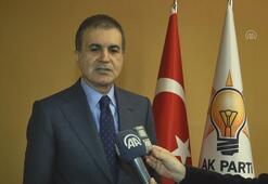 AK Parti Sözcüsü Ömer Çelik: Saldırı zihniyeti Türkiye için üzüntü verici
