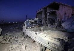 İdlibde siviller hedef alındı: 8 ölü