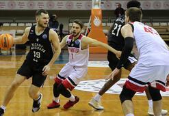 Gaziantep Basketbol: 79 - Nizhny: 76