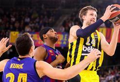 Barcelona - Fenerbahçe Beko: 89-63