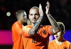 Sneijder: Pişman değilim