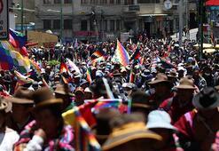 Bolivyada seçim yasa tasarısı mecliste